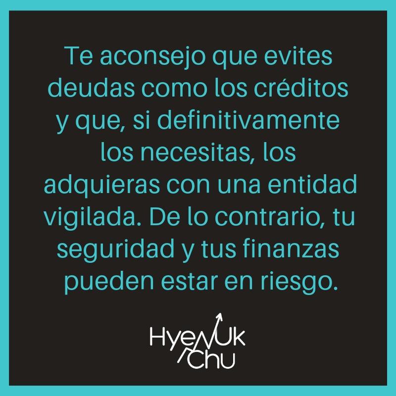Consejo sobre los créditos - Hyenuk Chu