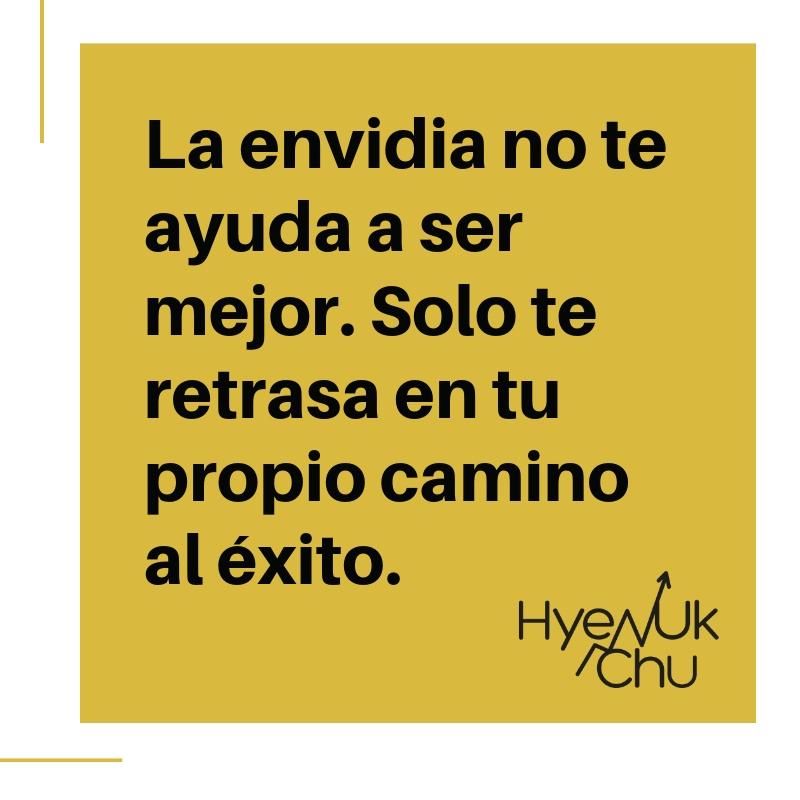 Como dice Yalitza Aparicio: evita la envidia - Hyenuk Chu