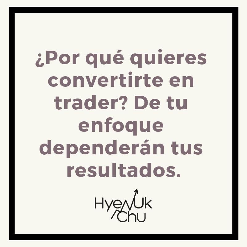 Invertir mejor es saber por qué lo haces - Hyenuk Chu