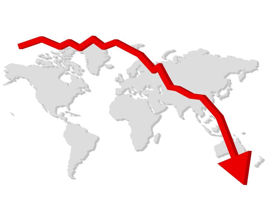 En el mundo se siente el mercado bear - Hyenuk Chu