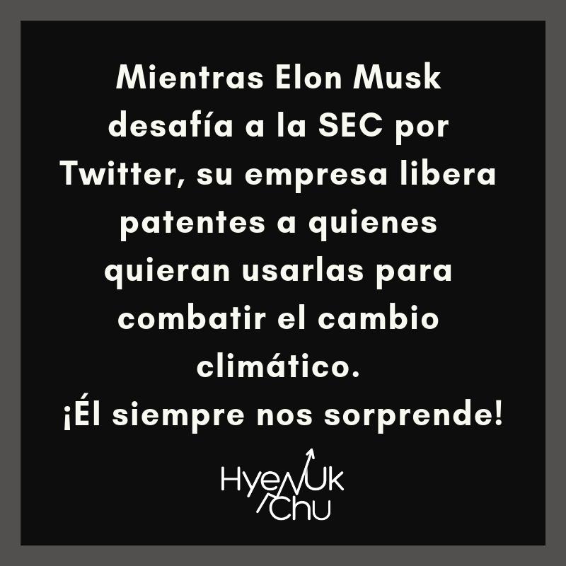 Debemos seguir las noticias desde Tesla - Hyenuk Chu