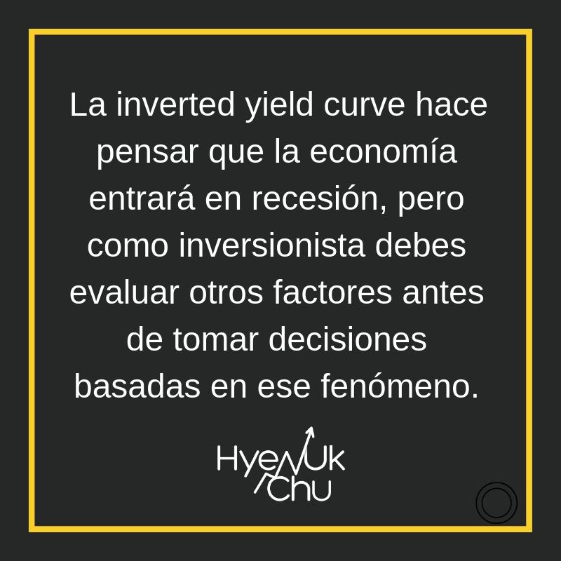 Tip sobre la inverted yield curve - Hyenuk Chu