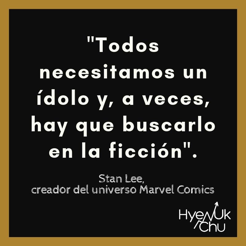 Frase del creador de personajes de Avengers Endgame - Hyenuk Chu