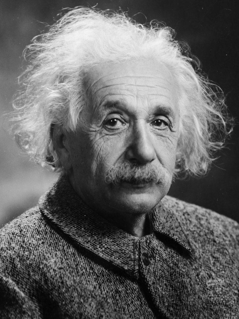 Cómo ser felices fue una preocupación de Einstein - Hyenuk Chu
