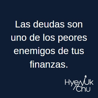 Clave sobre cómo pagar deudas - Hyenuk Chu