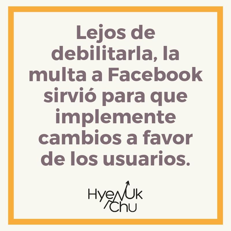 Clave sobre la multa a Facebook - Hyenuk Chu