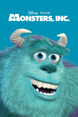 Monsters Inc. es de Pixar - Hyenuk Chu