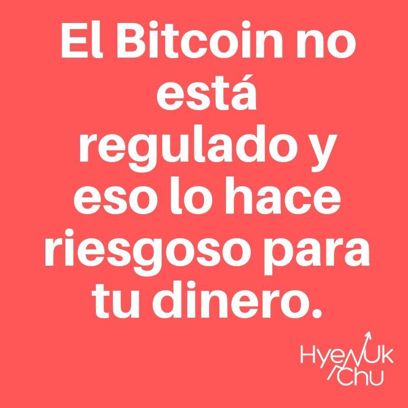 Clave sobre Bitcoin en crisis - Hyenuk Chu