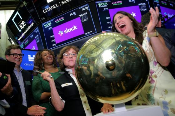 Slack Y Su Salida A La Bolsa De Valores De Nueva York – Hyenuk Chu