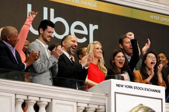 Uber En La Bolsa: Historia De Pérdidas Y Ganancias – Hyenuk Chu