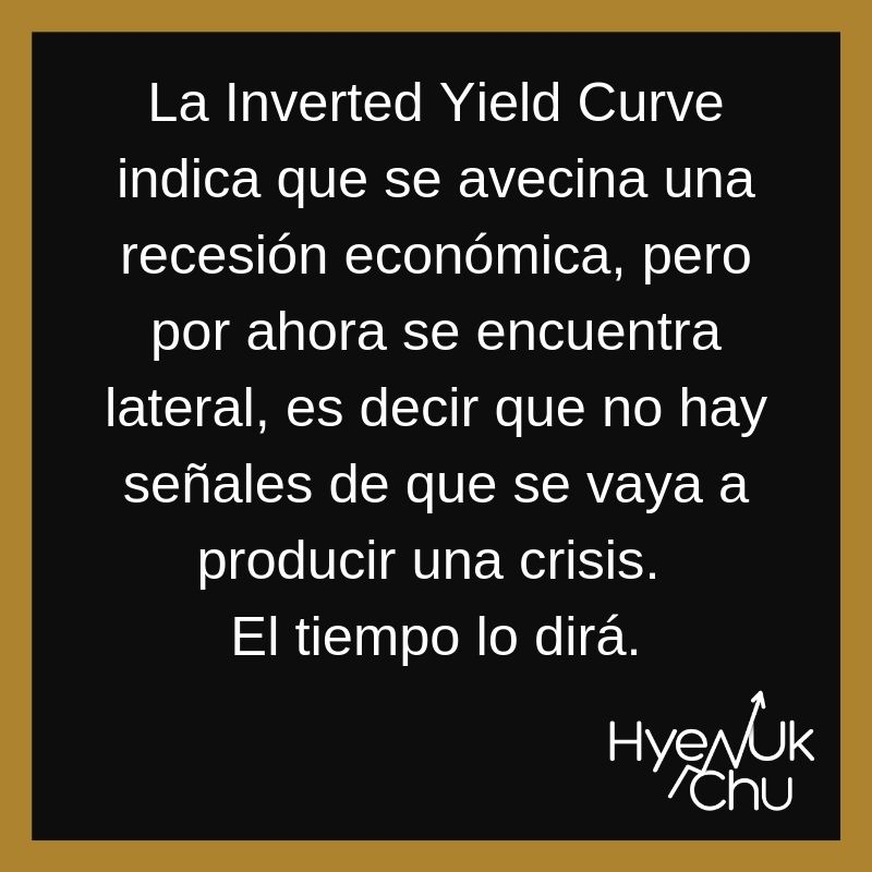 Crisis y la Inverted Yield Curve - Hyenuk Chu