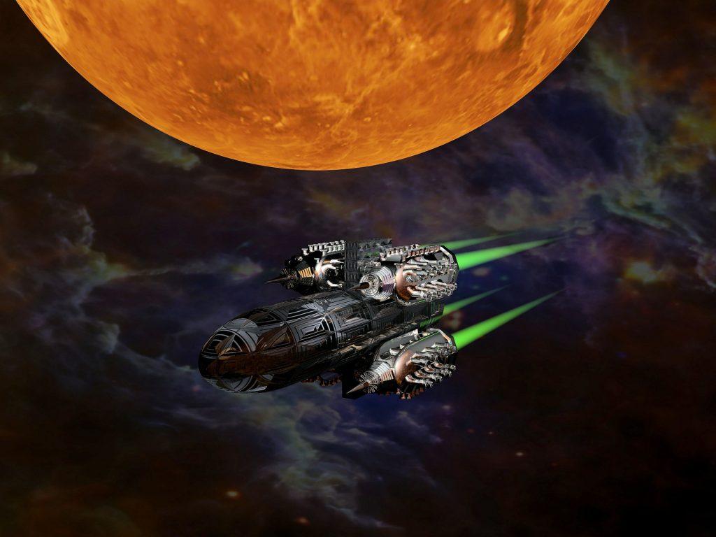 Millonarios se enfrentan en la carrera espacial - Hyenuk Chu