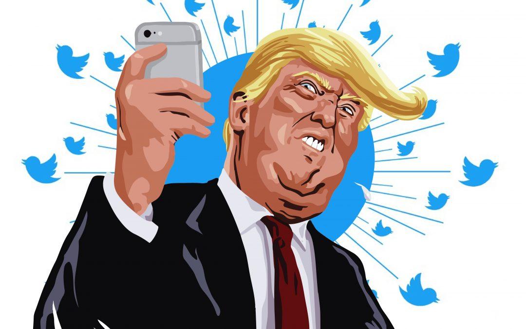 Redes Sociales Y Su Tensa Relación Con Trump – Hyenuk Chu