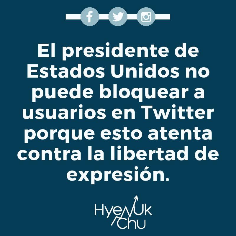 Trump y las redes sociales - Hyenuk Chu