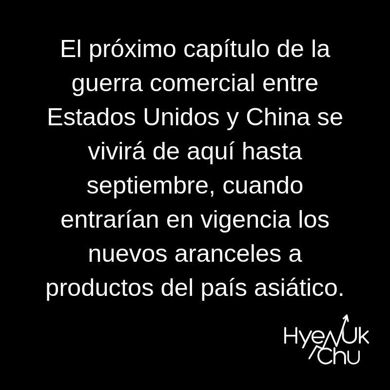 Clave sobre el caso de Trump contra China - Hyenuk Chu