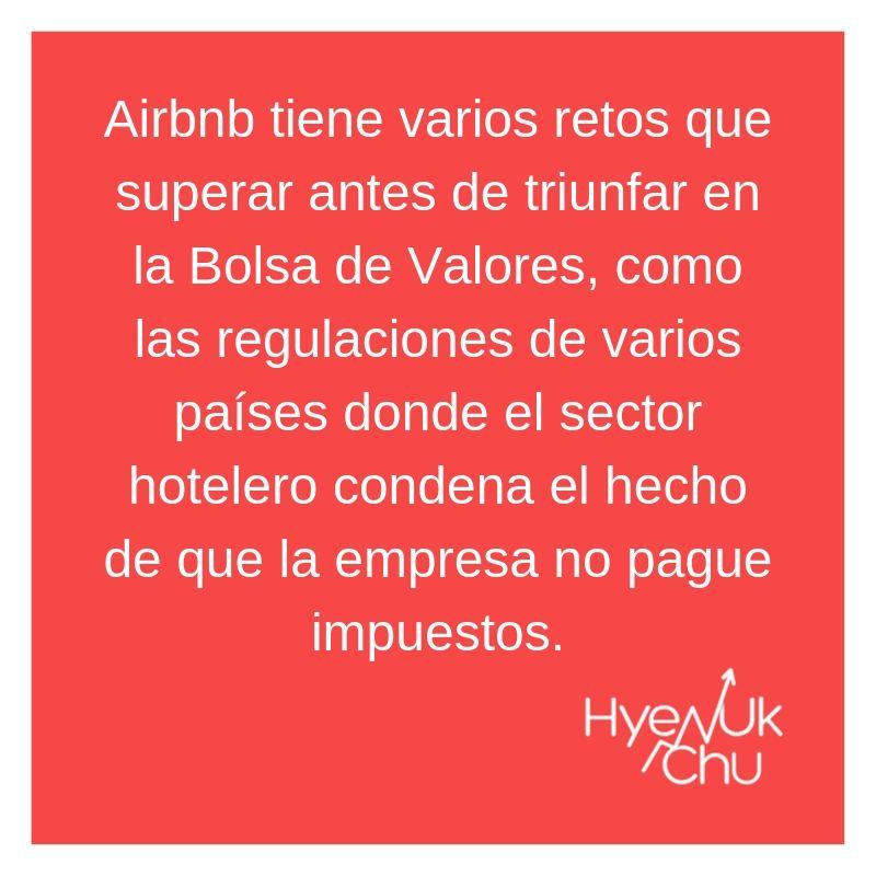 La empresa Airbnb saldrá a Bolsa en 2020 - Hyenuk Chu