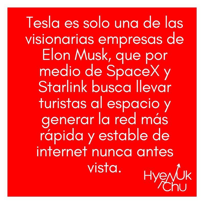 Clave sobre los earnings de Tesla - Hyenuk Chu