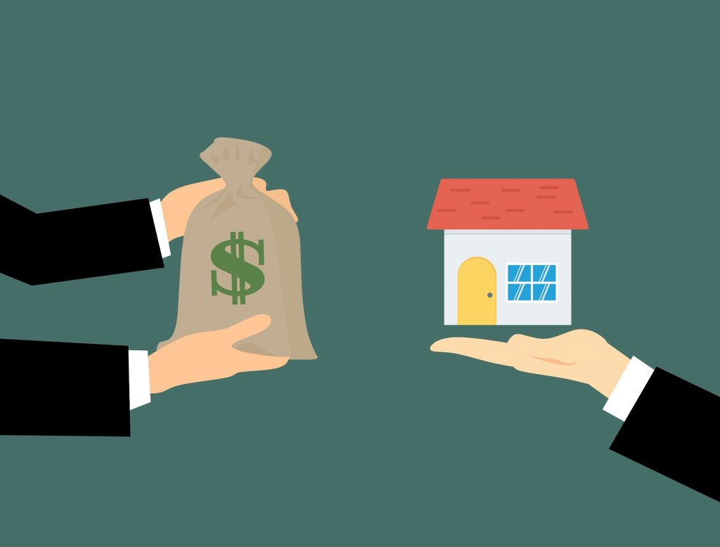 Las casas caben en la categoría de productos usados - Hyenuk Chu