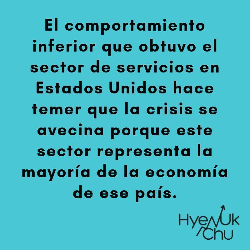 Tip sobre los servicios en Estados Unidos - Hyenuk Chu