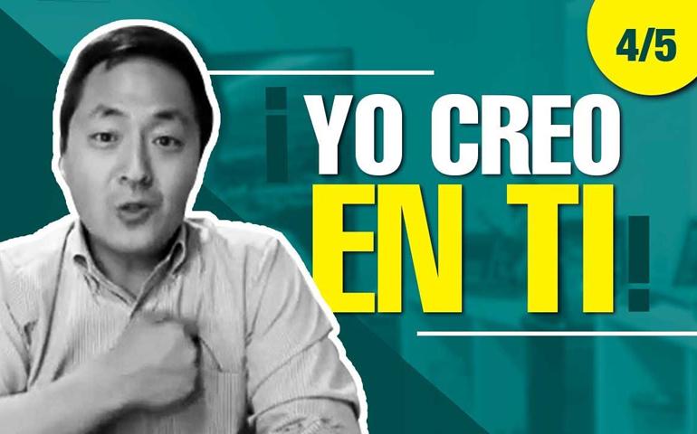 Autoconfianza, Crees En Tí – 4 De 5 – Hyenuk Chu
