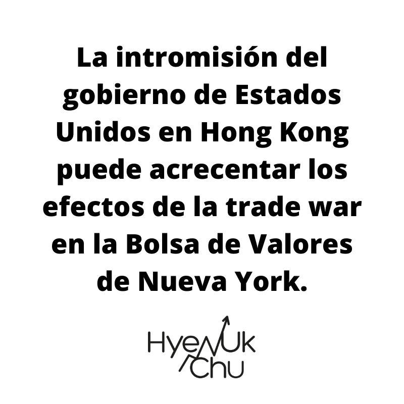 Clave sobre China Y Trump – Hyenuk Chu