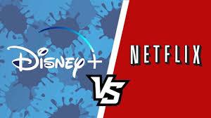 Disney Plus tiene competencia - Hyenuk Chu