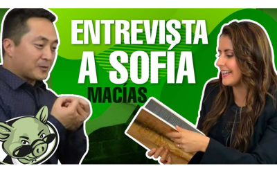 Entrevista A Sofía Macías, Autora De «Pequeño Cerdo Capitalista» – Hyenuk Chu