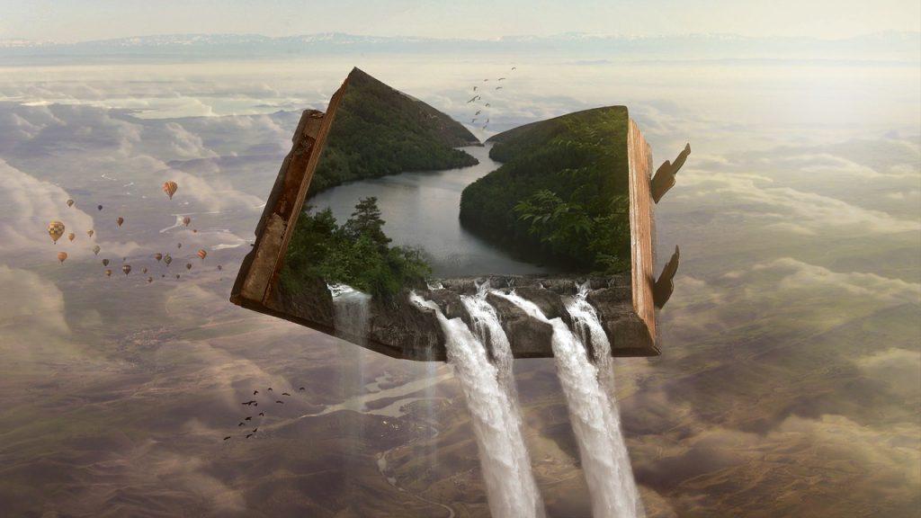 En los libros encuentras datos sobre dinero y espiritualidad - Hyenuk Chu
