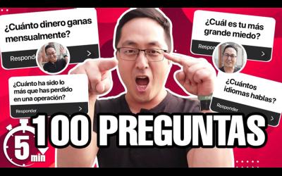 [Reto] 100 Preguntas En 5 Minutos ¿Lo Logré? – Hyenuk Chu