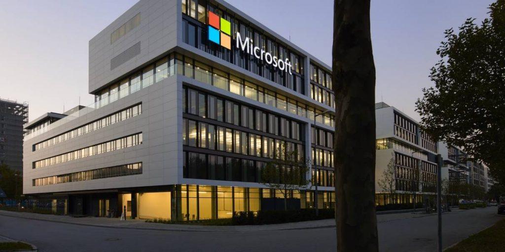 Alphabet Inc y Microsoft llegaron al billón de dólares - Hyenuk Chu