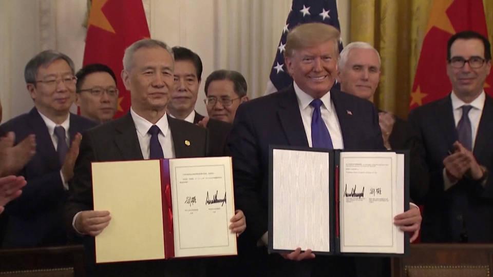 Precio De Acciones se vio afectado por trade war - Hyenuk Chu
