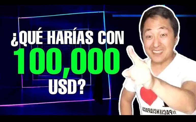 ¿Qué Harías Si Yo Te Diera 100 Mil Dólares? – Hyenuk Chu