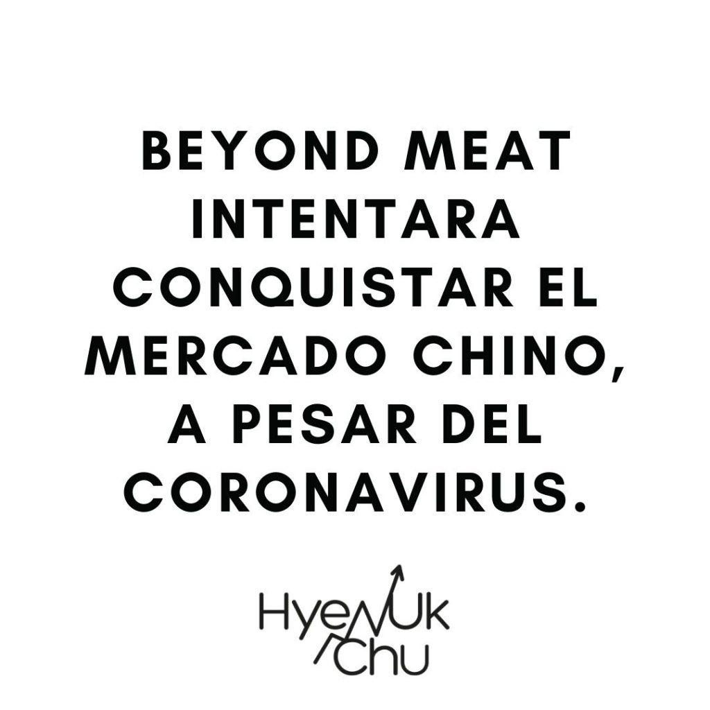 Dato sobre coronavirus y bolsa de valores - Hyenuk Chu