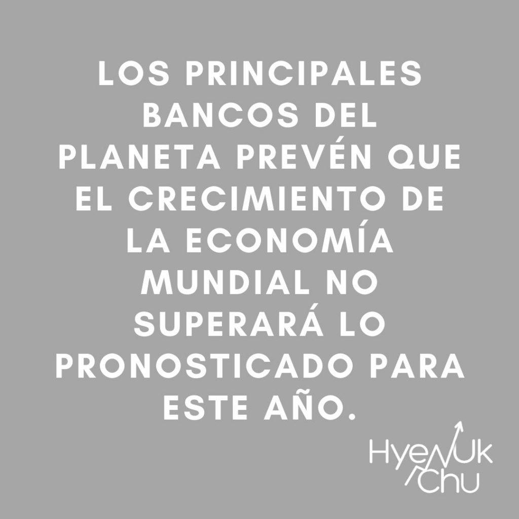 Dato sobre la economía hoy - Hyenuk Chu
