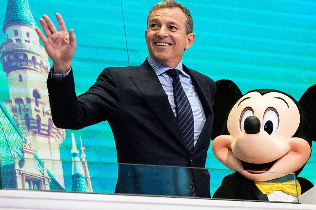 Bob Iger, CEO de Disney - Hyenuk Chu