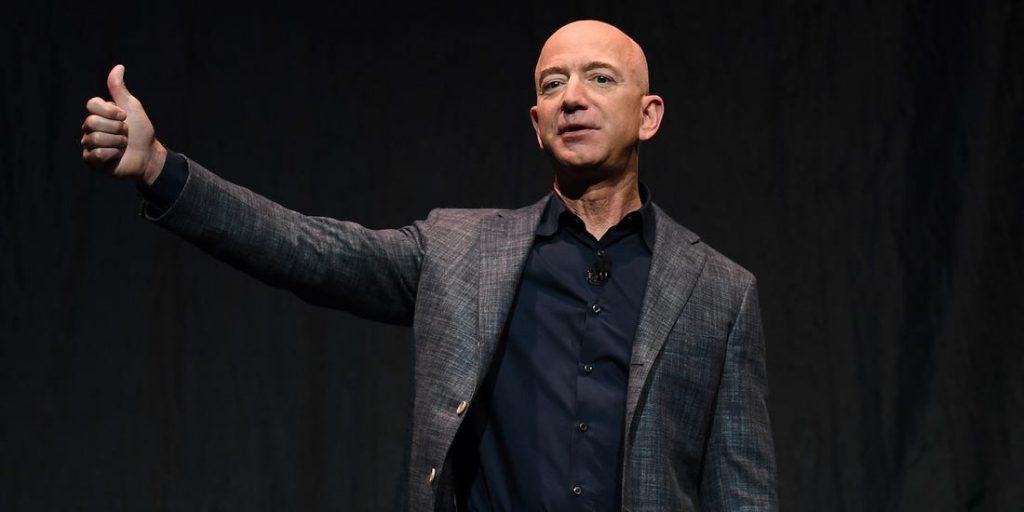 Jeff Bezos, contra el cambio climático - Hyenuk Chu