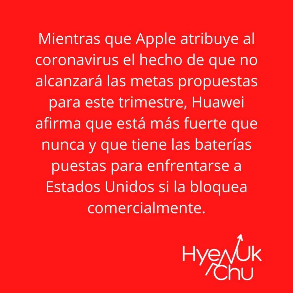 Ganancias de algunos gigantes de la tecnología se ven afectadas - Hyenuk Chu