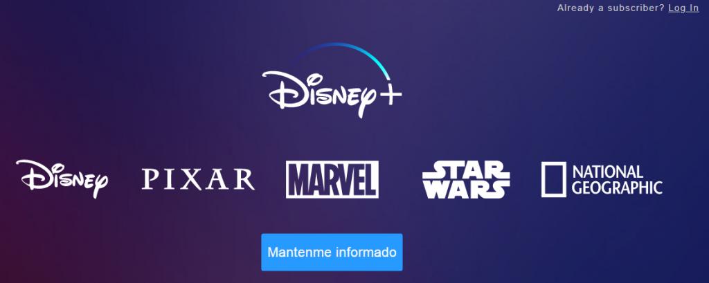 Disney+ hoy dice gracias coronavirus - Hyenuk Chu