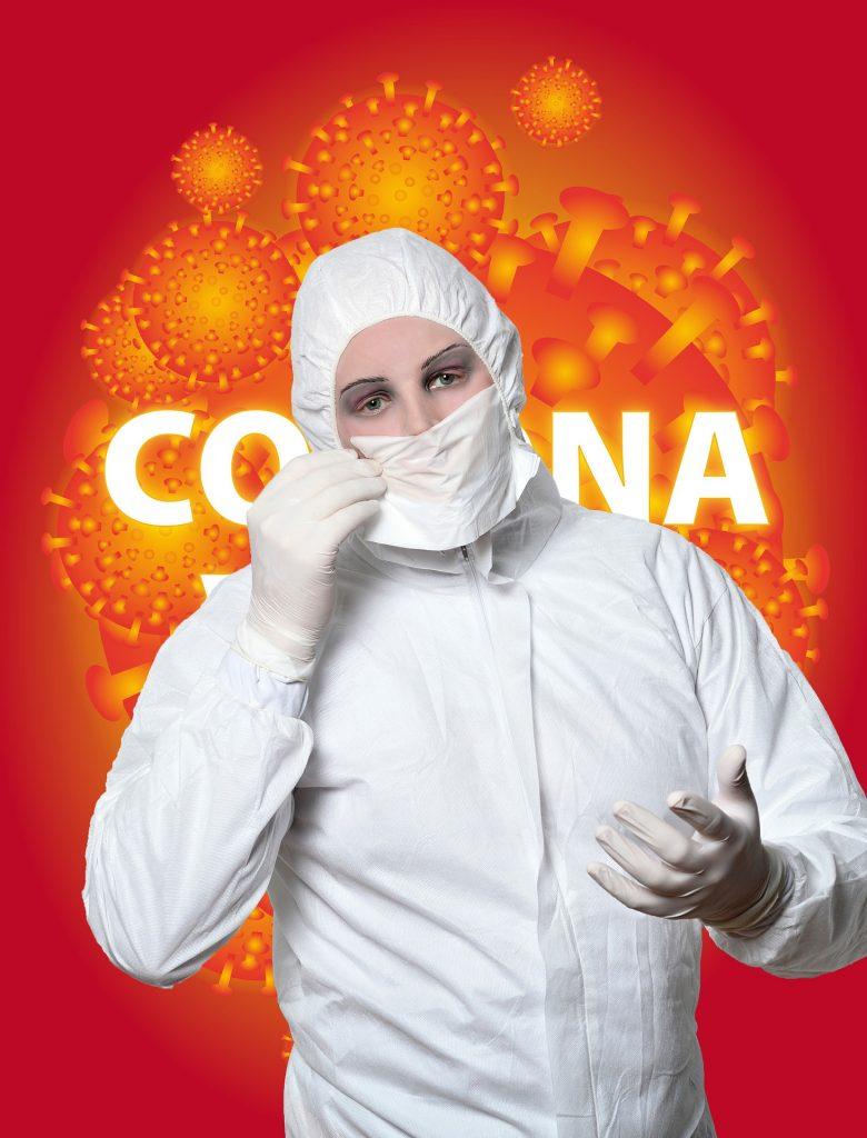 Fabricantes de tapabocas dicen gracias coronavirus - Hyenuk Chu