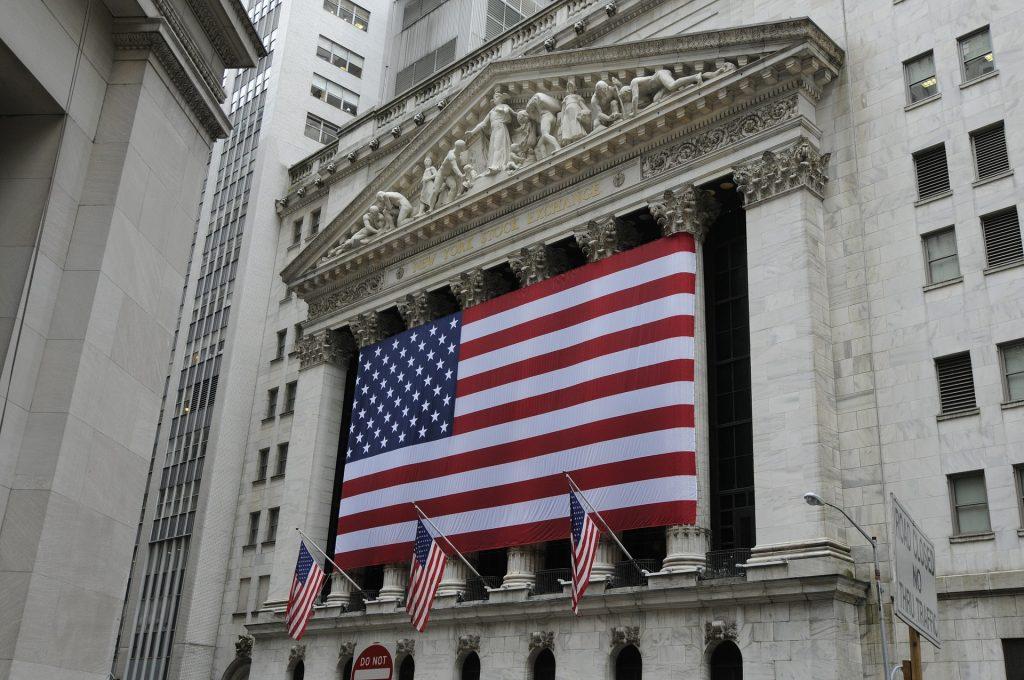 La sede de la Bolsa De Valores de Nueva York cierra sus puertas - Hyenuk Chu