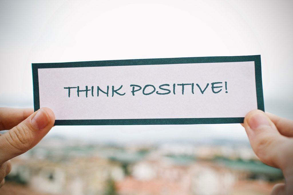 Claves sobre el pensamiento positivo - Hyenuk Chu