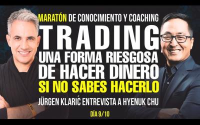 Trading Una Forma Riesgosa De Hacer Dinero Si No Sabes Hacerlo Jürgen Klarić Y Hyenuk Chu – Hyenuk Chu