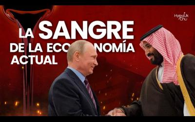 [CRISIS del 2020] GUERRA de PETRÓLEO Rusia vs Arabia Saudita – (ORO NEGRO💰⚫) – Hyenuk Chu