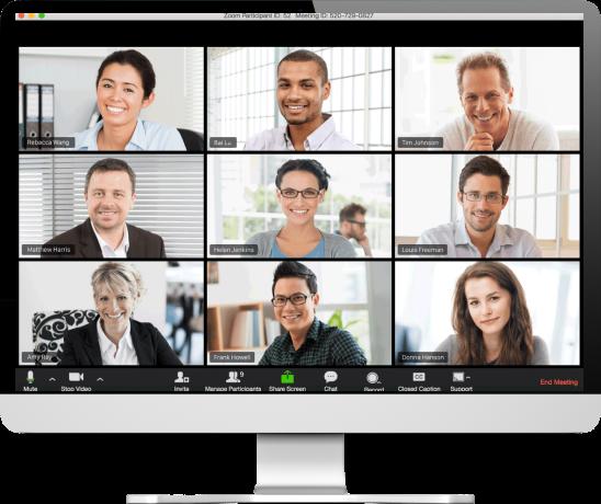 Por Zoom se pueden hacer reuniones virtuales - Hyenuk Chu