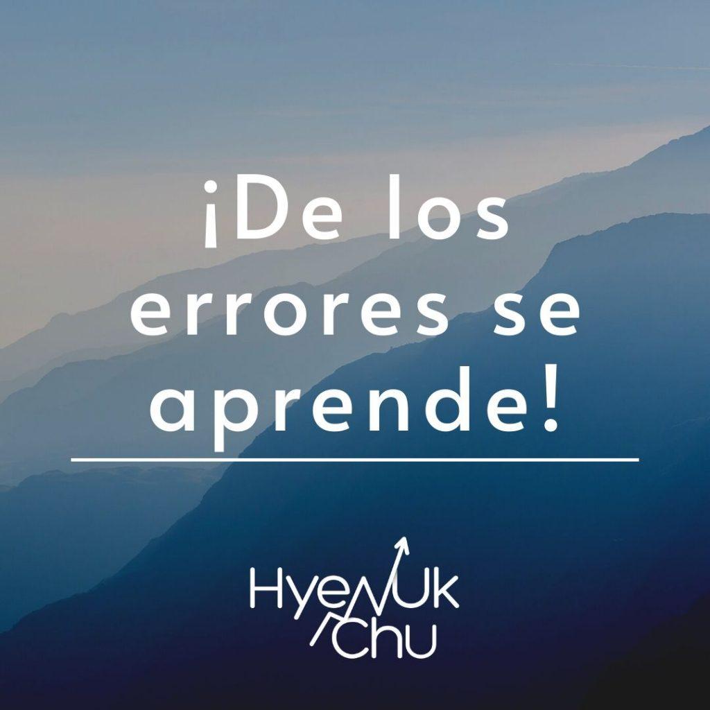 Clave sobre los errores al invertir - Hyenuk Chu