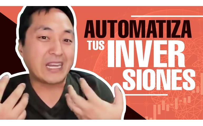Automatiza Tus Inversiones – Hyenuk Chu