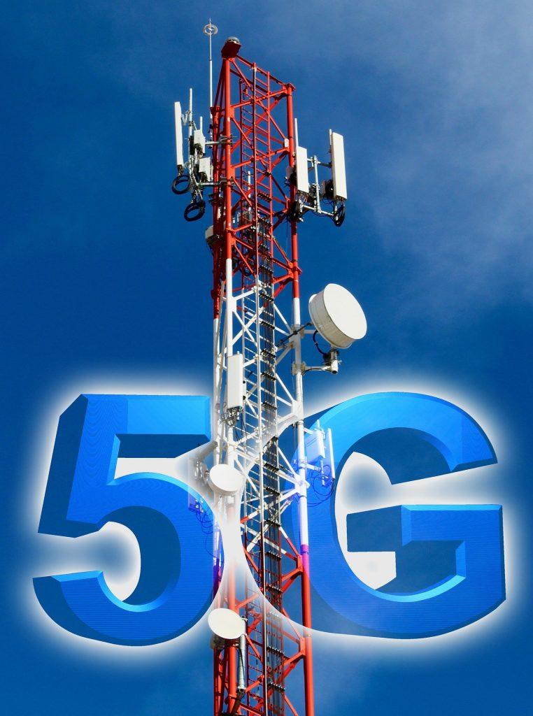5G es la apuesta de las grandes empresas - Hyenuk Chu