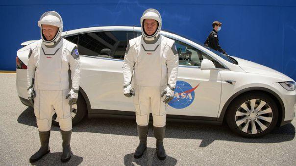 Astronautas elegidos para ir al espacio con SpaceX - Hyenuk Chu
