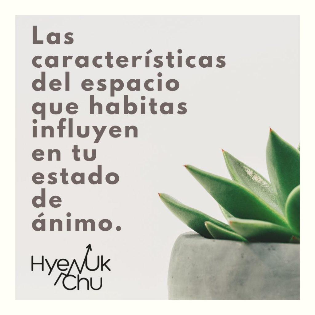 Tip sobre el estado de ánimo - Hyenuk Chu