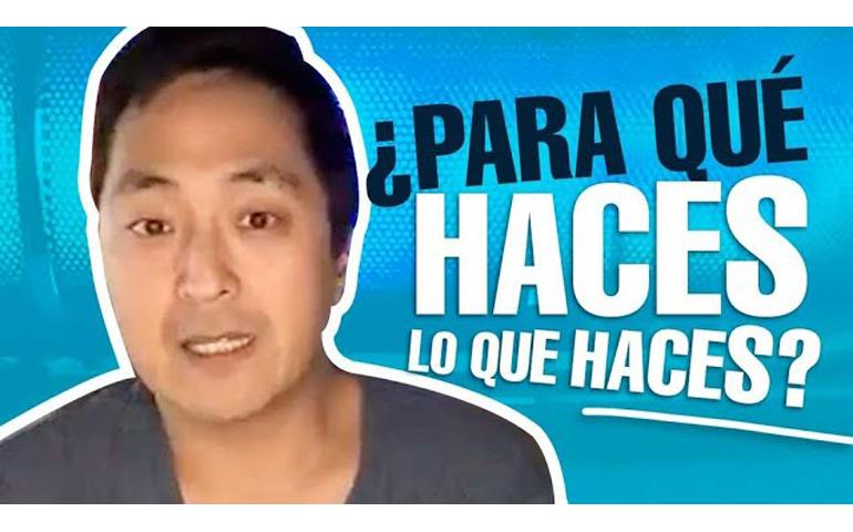 ¡3 PUNTOS Para Hacer Lo Que Haces! ¿Para Qué Haces Lo Que Haces? – Hyenuk Chu